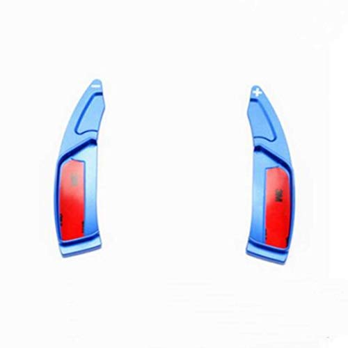 JYCX 2Pcs Auto Lenkräder Schaltpaddel, Für Citroen C5 Aircross 2018-2020 Steering Wheel Schaltwippen Erweiterung Trimmen Abdeckungen, Car Interior Styling Zubehör