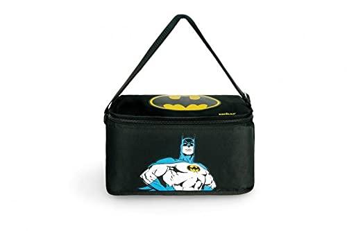 Sac à lunch, en polyester et PEVA, 7L, L28xl14xH16,5 cm, Superhero Batman