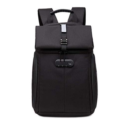 """GFDFD Mochila-Multifuncional Business Business Mochila con.Mochila Convertible en maletín y Bandolera.Es Resistente al Agua y se Adapta a Laptop de 15.6 """"."""