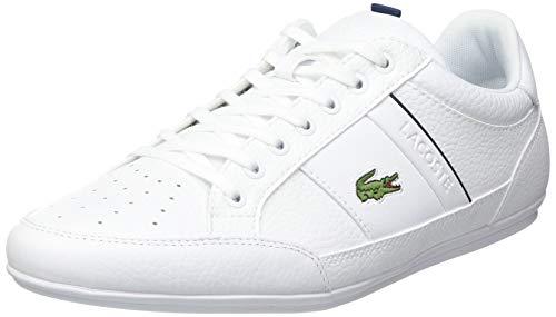 Lacoste Chaymon 0721 1 CMA Sneaker męskie buty sportowe, biały - Wht Nvy - 42 EU