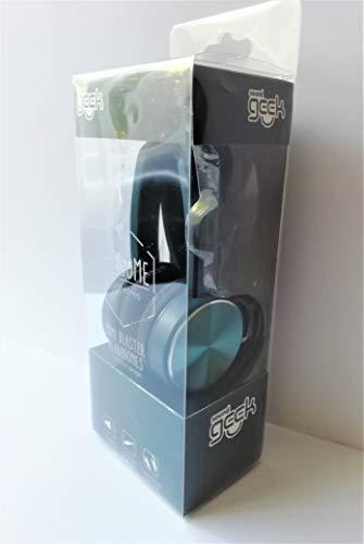 pas cher un bon TradeProvider Casque d'écoute portable filaire pliable – Bleu