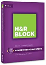 h&r block 2016 deluxe software