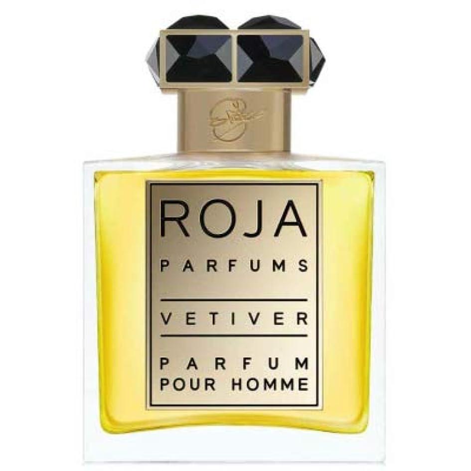 杭考えた濃度ロジャ ベチバー パルファン プール オム 50ml(Roja Parfums Vetiver Pour Homme EDP 50ml) [並行輸入品]