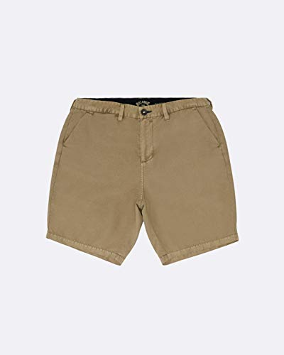 BILLABONG herenshort New Order Ovd (zwart)