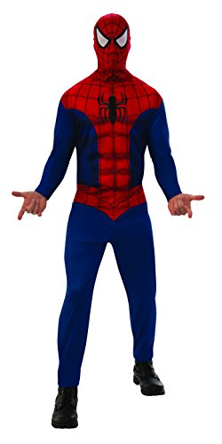 Hasbro Spiderman – Costume, XL, Rubie' s Spain 820958-xl