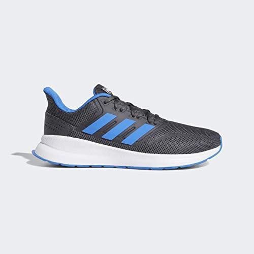 Tênis Masculino Adidas Run Falcon ideal para corredores Tamanho:39;Cor:Azul