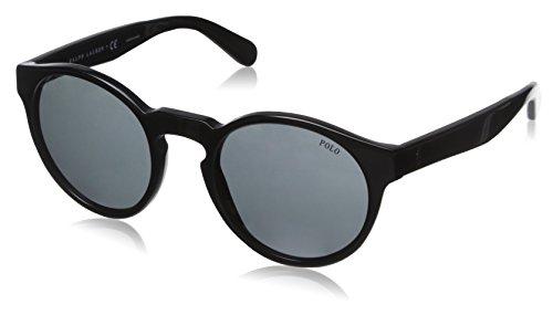 Ralph Lauren POLO 0PH4101 Gafas de sol, Black, 52 para Mujer