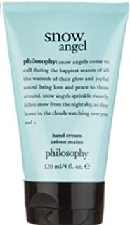 Philosophy Snow Angel Hand Cream 4 oz Tube