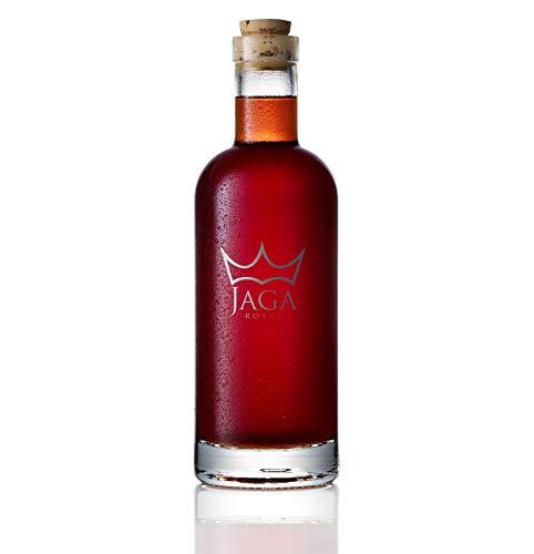 JagaRoyal | Rum & Frucht | 38% Vol | 500ml | fassgelagerter brauner Rum mit Trockenfrüchten mazeriert | fruchtig | mild | pur trinken und mixen