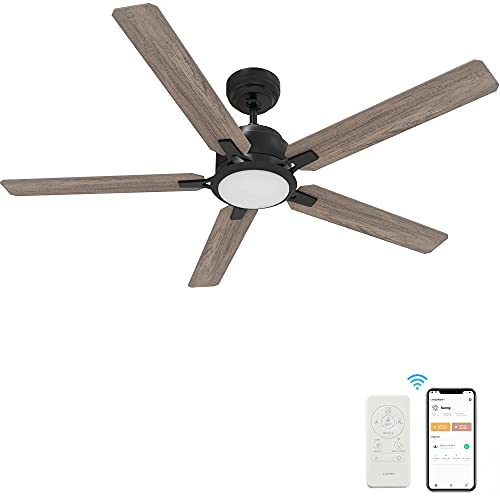 52 Inch Ceiling Fan with Lights, 10 Speeds Indoor...