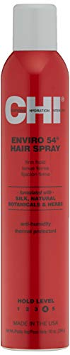 CHI Enviro 54 Firm Hold Hairspray - Paraben and Gluten Free - Multiple Sizes
