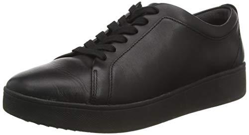 Fitflop Damen Rally Sneaker, Schwarz (All Black 090), 40 EU