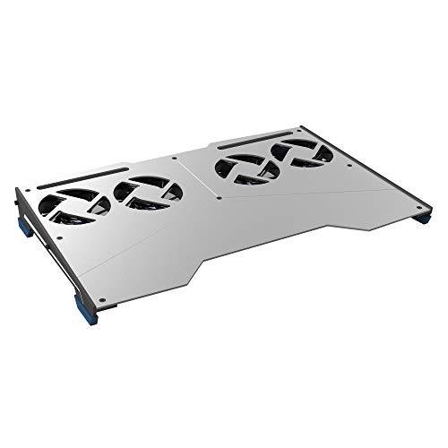 Giryriz Smart Laptop Cooler Cooling Pad for Alienware Area-51M R1/R2, M17R1, M17R2, M17R3, M17R4, M15R1, M15R2, M15R3, M15R4