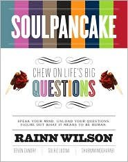 (SOULPANCAKE)) BY Wilson, Rainn(Author)Paperback{Soulpancake: Chew on Life's Big Questions} on 26 Oct-2010