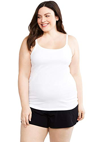 Product Image of the Motherhood Maternity Women's Maternity Relaxed Fit Sleep Knit Shorts, Black,...