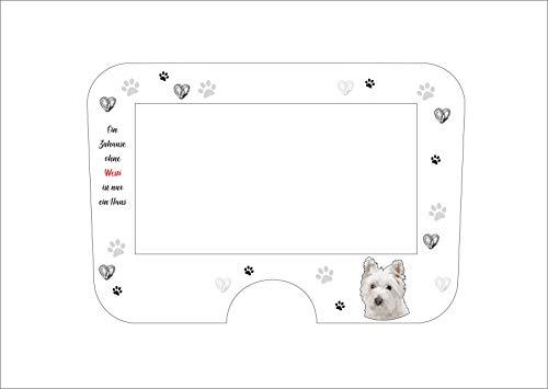 Displaybeschermfolie voor Monsieur Cuisine Connect hond Westi