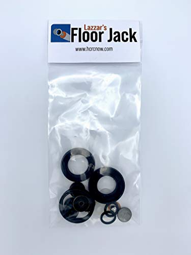 91-642 (Series B & C) Napa Floor Jack 2 Ton Seal Replacement Kit