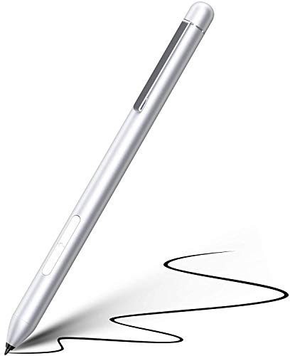 Pen for Microsoft Surface Pro - Eraser & Right Click Button, Palm Rejection & Tilt, Stylus Pen Compatible with Surface Pro/Go/Book/Laptop/Studio/Duo Series