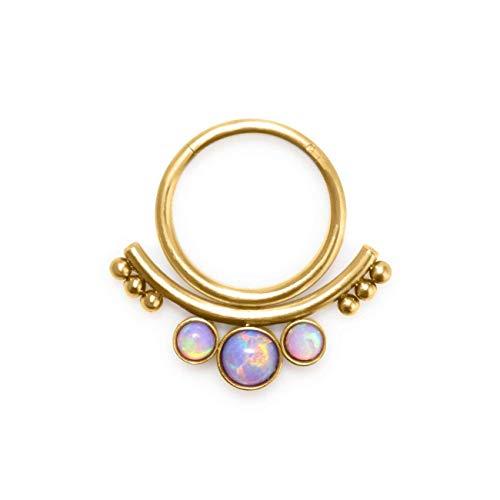 Helix Piercing,January/'s Birthstone Small Garnet 2-3mm Gold Leaf Hoop,Silver Helix Earring,Gold Leaf Hoop,Tiny Tragus Ring,22G 20G 18G 16G