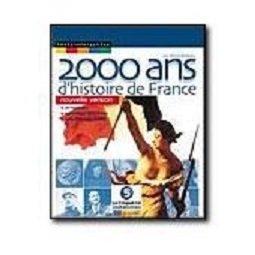 2000 ans d'histoire de France nelle édition PC/mac