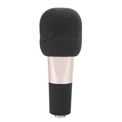 Opnamemicrofoon, hooggevoelige condensatormicrofoon Professionele gaming-bekabelde microfoon voor het opnemen van zang, anker Live-uitzending, online karaoke