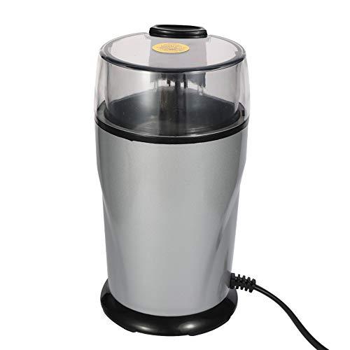 Walmeck- 150 Watt Macina caffè Elettrici con Lama in Acciaio Inox, Electric Coffee Grinder per Chicchi di caffè Noci Spezie Cereali per Cucina