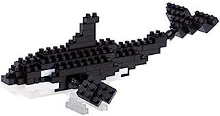 Nanoblock Orca
