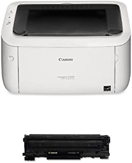 Canon imageCLASS LBP6030w Printer and Canon GENUINE Catridge 125 Black