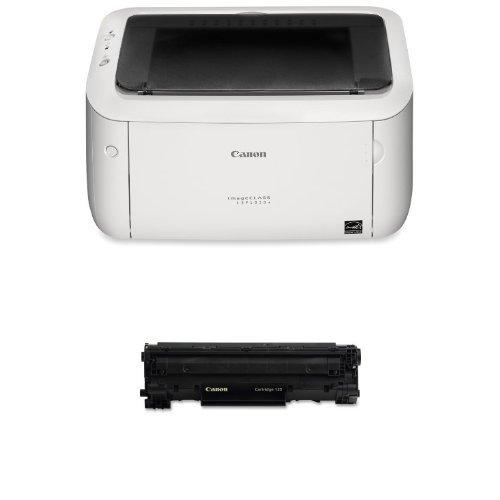 Sale!! Canon imageCLASS LBP6030w Printer and Canon GENUINE Catridge 125 Black