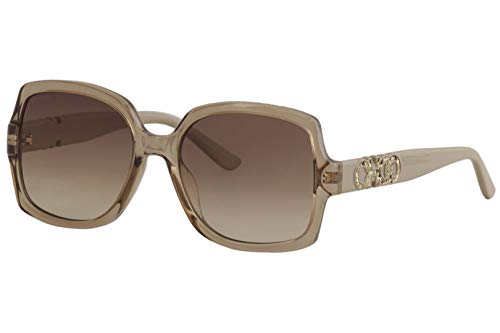 Jimmy Choo Damen SAMMI/G/S LA Sonnenbrille, Nude/Bw Braun, 70