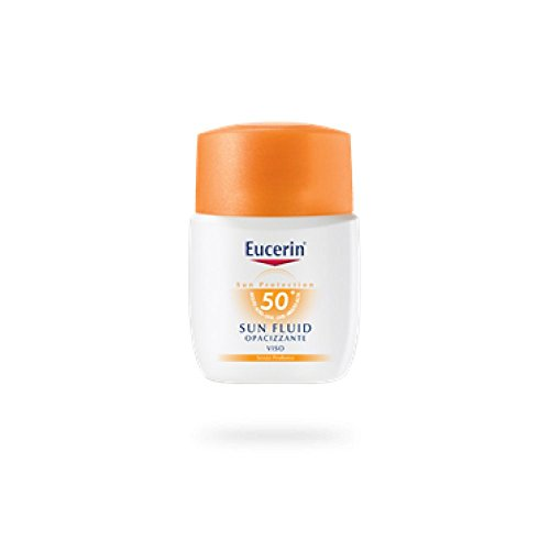 Eucerin Sun Fluid Mattierend LSF 50+, 50 ml