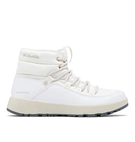 Botas de Montaña Mujer Blancas Marca Columbia