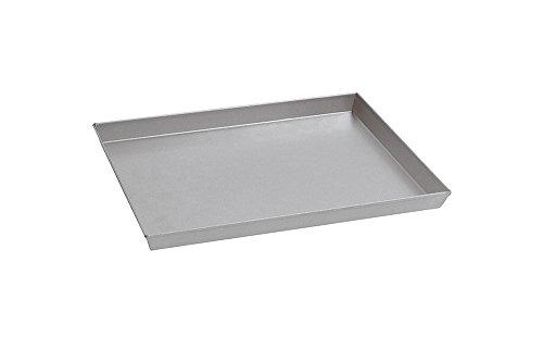PADERNO 41751-30 Teglia Rettangolare, 30 cm, Alluminio