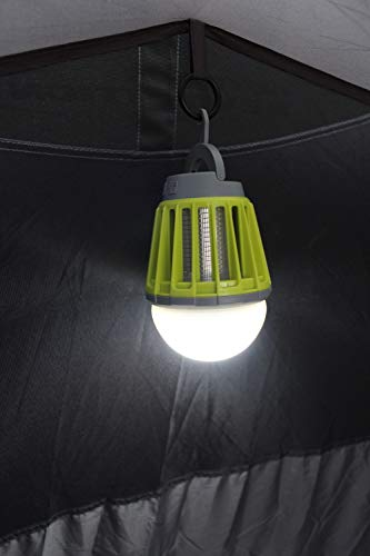 Lumi-Mosi awning tent and camping LEd light and mosi killer by Outdoor Revolution