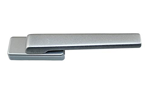 GU Drehgriff Balkontürgriff flach 6-28101-00-0-1 silber geeignet für aussen hinter Rollade