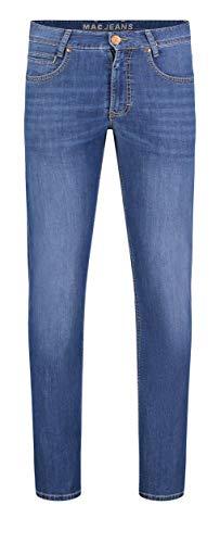 MAC Jeans Herren Arne Jeans, Blau (Midblue Authentic Used H430), 32W / 30L