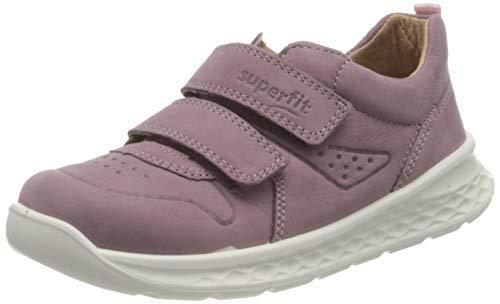 Superfit Breeze Sneaker, LILA/ROSA, 27 EU