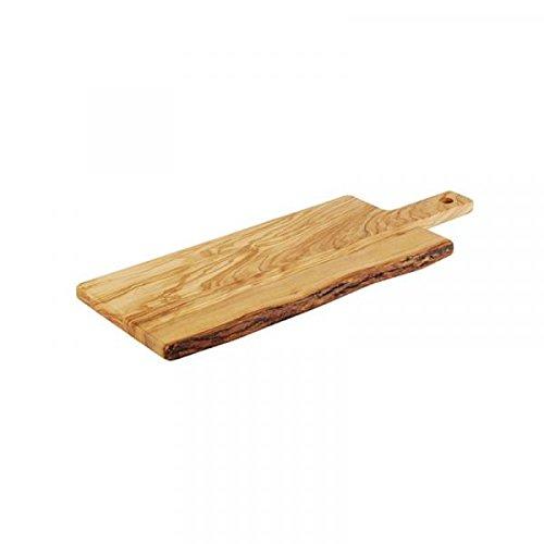 PADERNO 41321 – 44 rectangulaire Bois Bois Planche à découper de Cuisine – Planche à découper rectangulaire, Bois, Bois, monótono, 440 mm, 200 mm