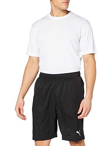 Puma Active Woven Short 9` Pants Homme, Black, FR : M (Taille Fabricant : M)