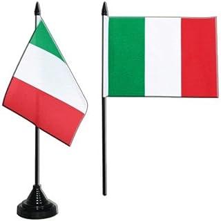 Digni/® Drapeau de table S/én/égal 10 x 15 cm mini drapeau