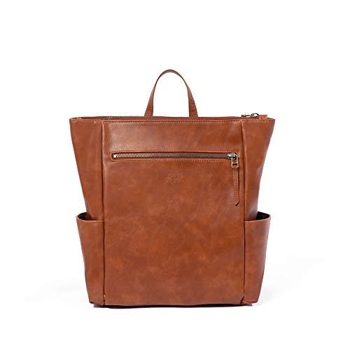 Freshly Picked - Mini Minimal Diaper Bag Backpack - Large Internal Storage...