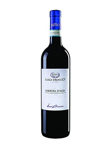 vino BARBERA D'ALBA DOC rosso anno 2019 cantina Drocco