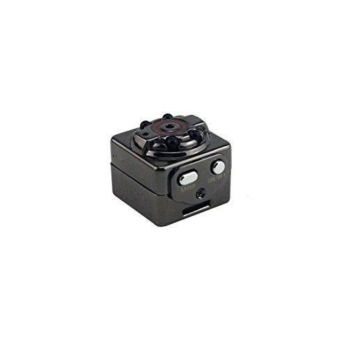 Tolina Versteckte SPY Kamera Full HD 1080 P DV DC Mini Kamera mit Nachtsicht und Bewegungserkennung f¨¹r Home Security