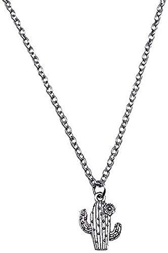 ZJJLWL Co.,ltd Collar Collar de Mujer de Uso Sencillo Collar con Cadena de clavícula