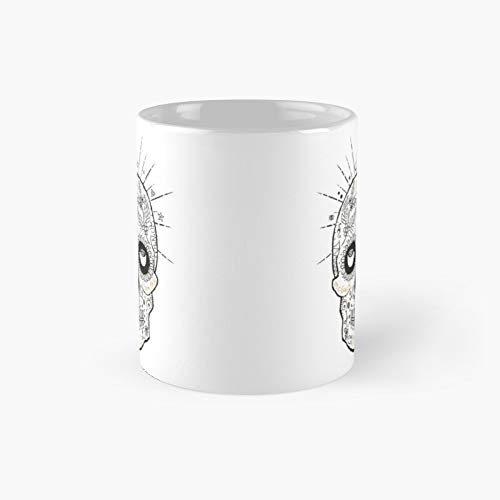 Coffee Brings Me Back From The Dead Classic Mug Birth-day Holi-day Gift Drink Home Kitchen