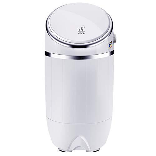 Waschmaschinen Blu-ray-Netto-PP Mini Waschmaschinen, Einläufige Halbautomatische Kleine Waschmaschine, 3.5kg Kapazität 170W Waschmaschine
