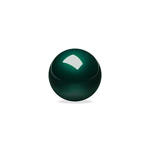 Preisvergleich Produktbild Perixx PERIPRO-303 34 mm Trackball - Glänzend - Dunkelgrün - Kompatibel als Ersatz Trackball für M570,  PERIMICE-517,  PERIMICE-717