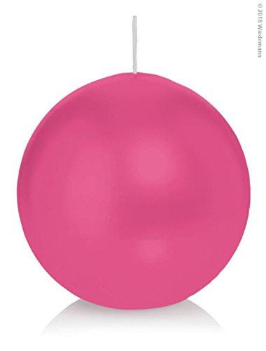 Bougie ronde 6 Ø 100 mm Argent, Brûler Temps en Heures 46, Bougies pour l'événement, Partie, Occasion, baptême, Mariage, Avent, Noël, décoration