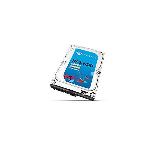 Seagate NAS HDD - 6 TB - interne Festplatte, ST6000VN0021 (3,5 Zoll), 5900rpm, 128 MB Cache, SATA III für NAS-Betrieb