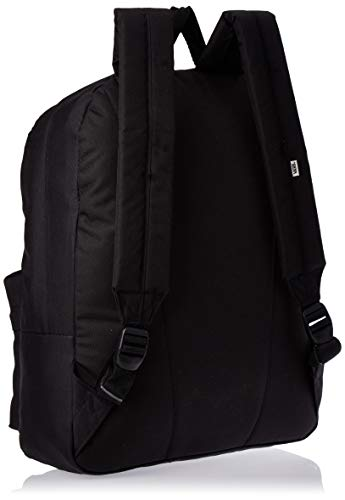 Vans Realm Backpack Mochila Mujer Tipo Casual, 42cm, 22L, Negro (Black)